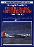Image of Boeing B-17 & B-29 Fortress & Super Fortress (Brooklands Aircraft Portfolio)