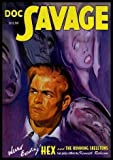 "Doc Savage Double-Novel Reprints #21: ""Hex"" & ""The Running Skeletons"""