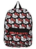 Sanrio Hello Kitty Loungefly Allover Nerd Glasses Backpack