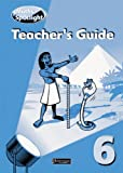 Maths Spotlight: Year 6 Teacher's Book (0435207792) by Griffiths