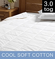 Cool Soft Cotton 3.0 Tog Duvet