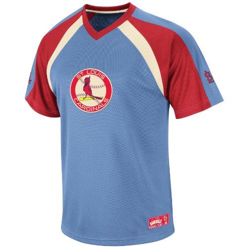 MLB St. Louis Cardinals Fireballer Short Sleeve