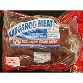 カンガルー肉(ストリップロイン)業務用(約500g)【豪州産】冷凍ブロック