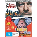 Mr. Rice's Secret / A Problem with Fear ( Exhuming Mr. Rice / Parano ) [ Origine Australien, Sans Langue Francaise ]par David Bowie
