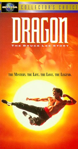 Dragon: Bruce Lee Story [VHS]