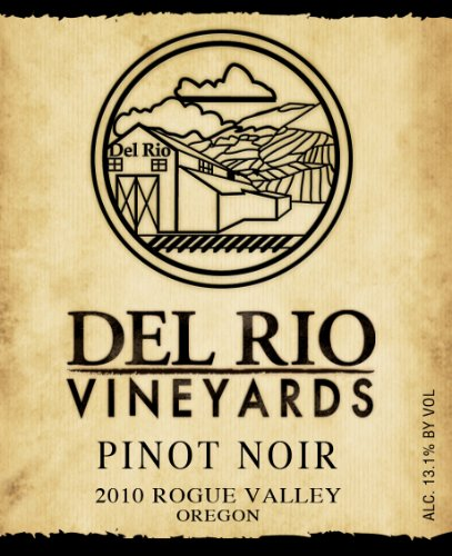 2010 Del Rio Vineyards Pinot Noir 750 Ml