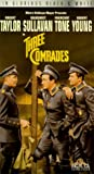 Three Comrades [VHS]