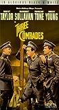 Three Comrades [VHS]
