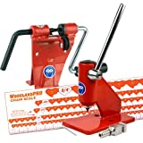 Precision Tooling Chain Breaker & Spinner Combination with Chain Chart