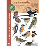 Le Guide Ornitho: les 848 esp�ces d'Europe en 4000 dessinspar Peter-J Grant
