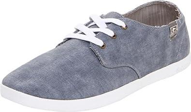 Globe Men's Espy Skate Shoe,Slate Blue/White,7 M US