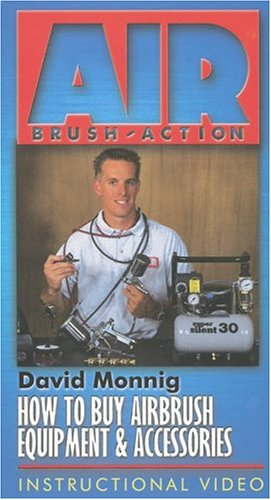 How to Buy Airbrush Equipment & Accessories with David Monnig [VHS]