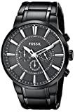 Fossil Men's FS4778 Stainless Steel Watch with Link Bracelet