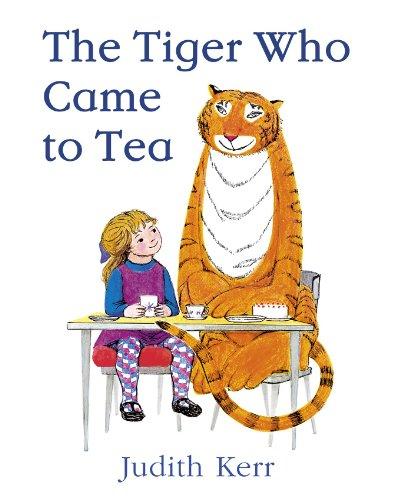 The Tiger Who Came to Tea PDF