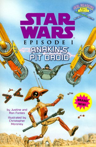 Anakin's Pit Droid (Step into Reading)