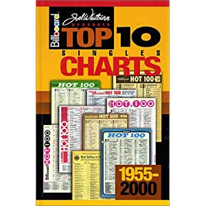 Chart Data Compiled from Billboards Best Sellers in Stores and Hot 100 Charts 1955-2000 Billboard Top 10 Singles Charts