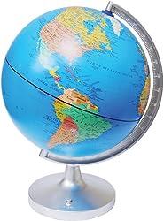 Elenco Dual Cartograph Illuminated Globe, 11