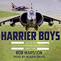 Harrier Boys, Volume 1: From the Cold War Through the Falklands, 1969-1990 Hörbuch von Robert Marston Gesprochen von: Roger Davis