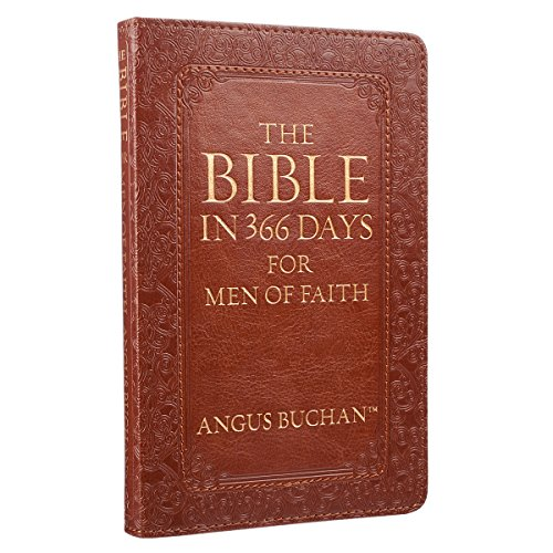 The Bible in 366 Days for Men of Faith, by Angus Buchan