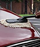VeeVTecH Car Cleaning Microfiber Duster (COLOUR MAY VARY) for Hyundai XcentSX (O) AT Petrol