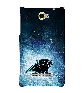 EPICCASE roaring panther Mobile Back Case Cover For HTC One M10 (Designer Case)