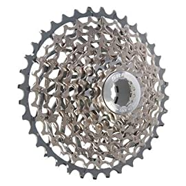 SRAM 2011 XG-1080 10-Speed Road Bicycle Cassette