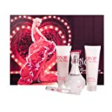 Paris Hilton Can Can for Women Gift Set (Eau de Parfum Spray Lotion Bath and Shower Gel Perfume Stick)