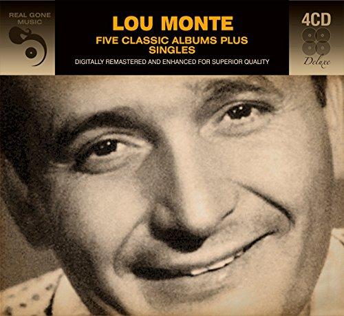 Lou Monte - 5 Classic Albums Plus - Lou Monte - Zortam Music
