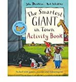 Julia Donaldson [ THE SMARTEST GIANT IN TOWN ACTIVITY BOOK BY DONALDSON, JULIA](AUTHOR)PAPERBACK