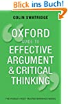 Oxford Guide to Effective Argument an...