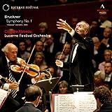 ブルックナー : 交響曲 第1番 ハ短調 WAB101 (ウィーン稿1891) (Bruckner : Symphony No.1 ''Vienna'' version, 1891 / Claudio Abbado , Lucerne Festival Orchestra) [輸入盤] [日本語解説付]