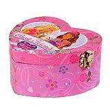 Barbie Best Friends Musical Jewellery Box In Pink