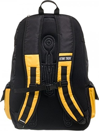 Backpack - Star Trek - Captains Better Built New Anime Licensed bp23pgsta