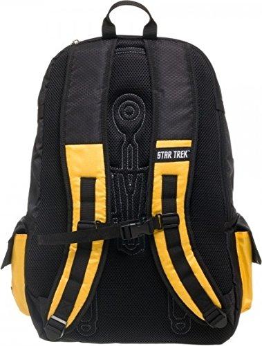 Backpack - Star Trek - Captains Better Built New Anime Licensed bp23pgsta
