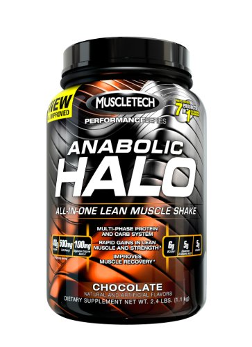 Muscletech Anabolic Halo All In One Lean Muscle