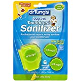 Dr. Tungs Products Snap-on Toothbrush Sanitizer