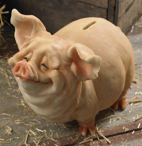 Benson Large Coin Piggy Bank