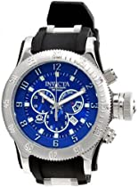 Invicta Russian Diver Off Shore Anniversary Edition Blue Dial Mens Watch 10134