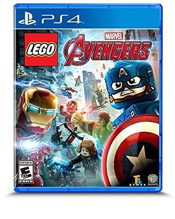 LEGO Marvel's Avengers - PlayStation 4
