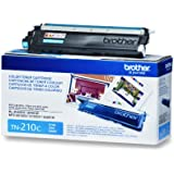 Brother TN-210C Toner Cartridge - Retail Packaging - Cyan