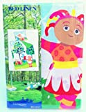 In The Night Garden Child Duvet Cover & Pillowcase Cotton Bed Linen Set 140cm x 200cm and 50 x 70/75cm