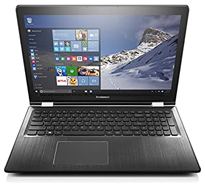 Lenovo Flex 3 15.6-Inch Touchscreen Laptop (Core i7, 8 GB RAM, 1 TB HDD, Windows 10) 80JM002CUS