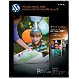 HP Premium Photo Paper, Glossy (C6979A, 8.5x11, 50 Sheets)