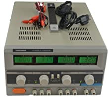 Mastech HY3005F-3Triple Linear DC Power Supply, 30V, 5A