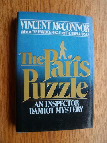 The Paris Puzzle: An Inspector Damiot Mystery PDF