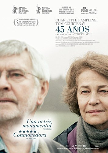 45 años [Blu-ray]