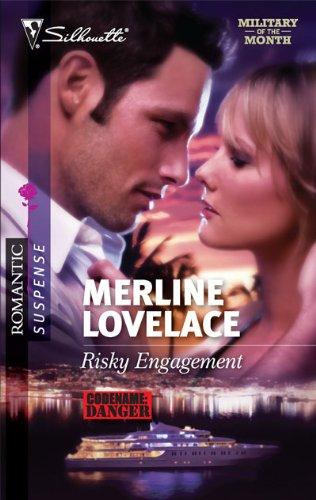 Image of Risky Engagement (Silhouette Romantic Suspense)
