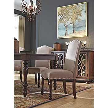 D506-01 Ashley Furniture Baxenburg Dining Upholstered Side Chair Two Pack
