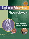 img - for Lippincott's Primary Care Rheumatology [Hardcover] [2011] (Author) Dennis W. Boulware MD, Gustavo R. Heudebert MD book / textbook / text book