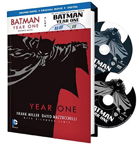 Batman: Year One / Batman: Year One Graphic Novel [Blu-ray] at Gotham City Store